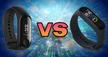 Comparativa: Xiaomi Mi Band 4 vs Mi Band 3