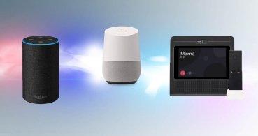 Comparativa: Movistar Home, Google Home y Amazon Echo