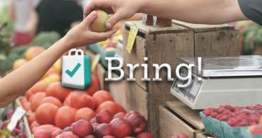 Bring!, la app para la lista de la compra