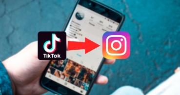 Cómo subir vídeos de TikTok a Instagram