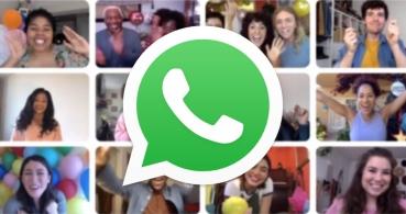 Cómo hacer videollamadas de hasta 50 personas en WhatsApp