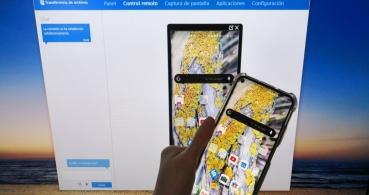 Cómo ver la pantallade un Android en el PC