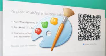Cómo usar Paint en WhatsApp Web para editar y compartir fotos