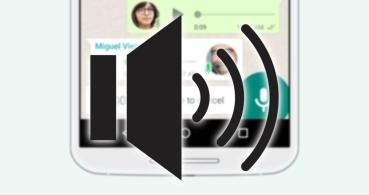 Cómo hacer que los audios de WhatsApp se escuchen más alto
