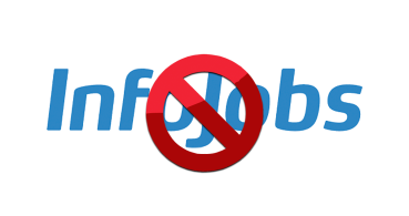 Cómo bloquear empresas en Infojobs