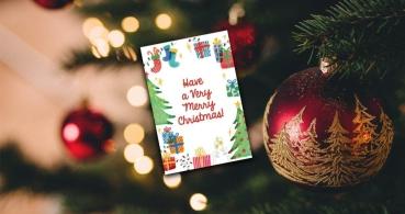 30 imágenes para felicitar la Navidad por WhatsApp