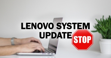 Lenovo System Update consume mucha CPU: cómo arreglarlo