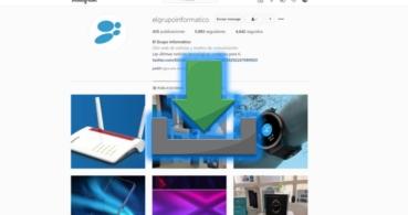 Truco: descarga fotos de Instagram desde tu navegador