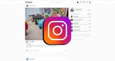 Cómo utilizar Instagram desde la web