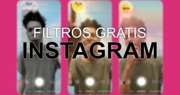 Cómo descargar filtros para Instagram