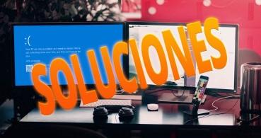 Pantalla azul de la muerte en Windows o BSOD: soluciones
