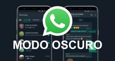 Modo oscuro en WhatsApp: así es y cómo activarlo