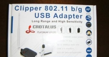Review: Crotalus USB 2000 mW