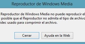 Reproducir archivos OGG con Windows Media Player