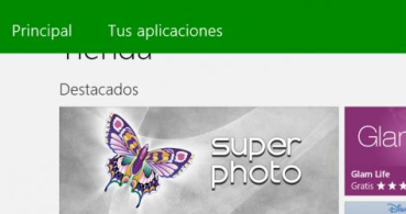 Sincronizar apps instaladas en Windows 8