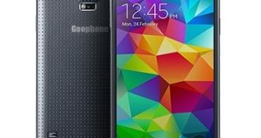 Goophone S5, el clon del Samsung Galaxy S5
