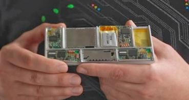 El smartphone modular de Google costará 50 euros