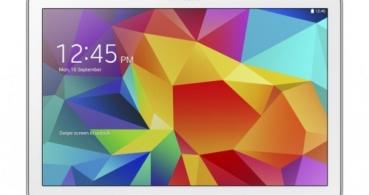 Samsung GALAXY Tab S, las próximas tablets con sensor de huella dactilares