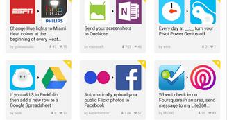 IFTTT llega a Android: conoce qué nos permite hacer esta práctica app