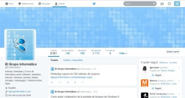 Twitter ya permite activar el nuevo diseño a todos