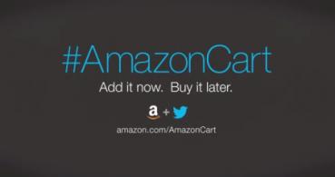 Amazon ahora permite comprar desde Twitter