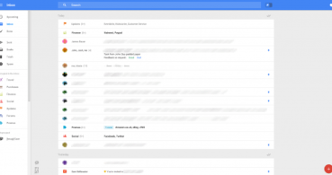 Google renovará completamente Gmail