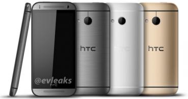 HTC One mini 2 ya es oficial: conoce sus características