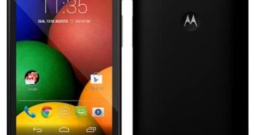 El Motorola Moto E costará 119 euros y el Moto G tendrá 4G