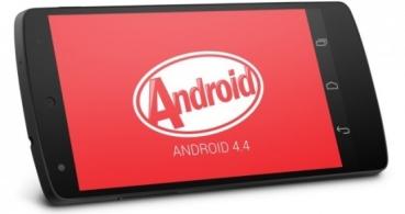 Android 4.4.4 ya está disponible para Nexus