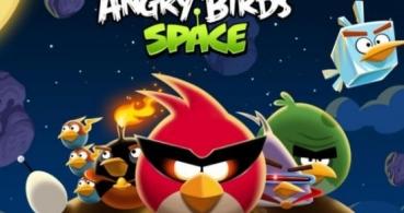 Angry Birds Space tiene una nueva actualización