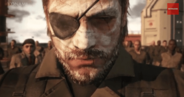 Metal Gear Solid V The Phandom Pain es anunciado en el E3 de Sony