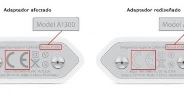 Apple sustituirá una remesa de cargadores defectuosos