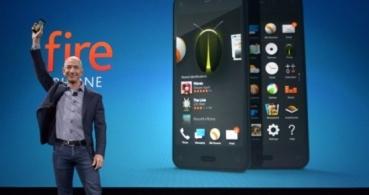 Amazon presenta Fire Phone, su primer smartphone