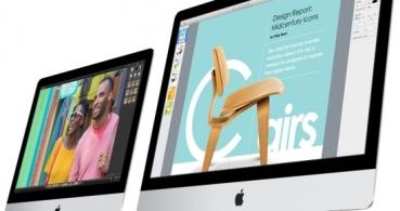 Apple anuncia un iMac de 21 pulgadas más barato