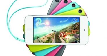 Apple lanza el iPod Touch con cámara y precios más bajos