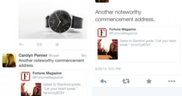 Twitter permitirá comentar los retweets