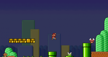 Se pasan Super Mario Bros en menos de 5 minutos