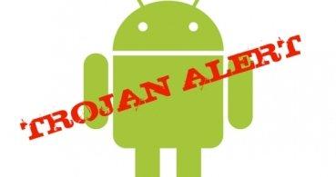 Nueva variante del virus de la policía para Android