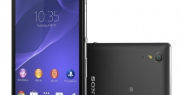 Sony Xperia T3, el nuevo smartphone ultrafino de Sony