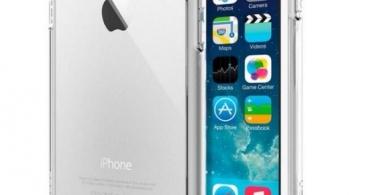 iPhone 6 cambiará la posición de los botones