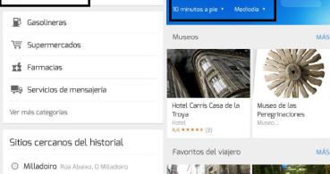 Google Maps añade la función Cerca: descubre cómo funciona
