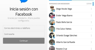 "Facebook nos obligará a descargar ""Facebook Messenger"" para chatear"