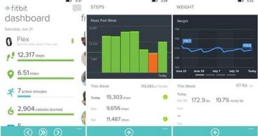 Ya puedes descargar la app de Fitbit para Windows Phone
