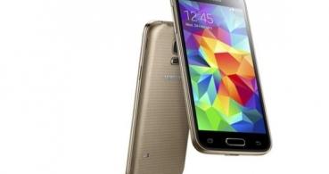 Descubre las características oficiales del Samsung Galaxy S5 Mini
