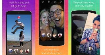 Instagram lanza Bolt, la nueva aplicación de mensajería efímera