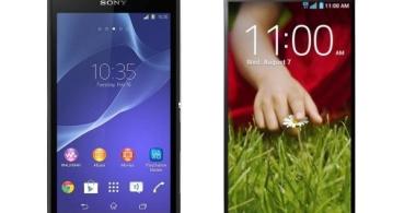 LG G2 Mini y el Sony Xperia M2 en oferta por menos de 200 euros