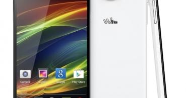Wiko SLIDE, smartphone de 5,5 pulgadas por 169 euros