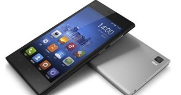 Xiaomi Mi4 llegará a finales de mes