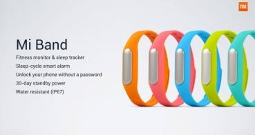 Xiaomi MiBand, la pulsera inteligente de 10 euros
