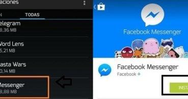 Evita instalar Facebook Messenger para leer los mensajes